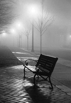 نیمکت تنهایی